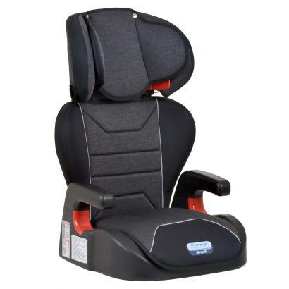 Cadeira Para Auto Reclinável 15 A 36 Kg Protege Mesclado Preto