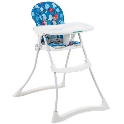 Cadeira de Refeição Burigotto Bon Appetit XL Passarinho Azul