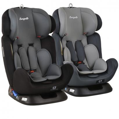 Cadeirinha de Bebê Auto 0 a 36 Kg Reclinavel Ajustável Grupo 0+ I, II, III, Bebê Conforto GT Burigotto