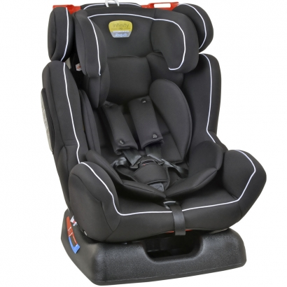 Cadeirinha de Bebê Burigotto Auto 0 Até 36Kg Reclinavel Infinity Black