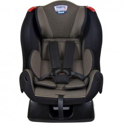 Cadeirinha de Bebê Para Auto Matrix Evolution K Mesclado Bege Burigotto De 0 Até 25 Kg