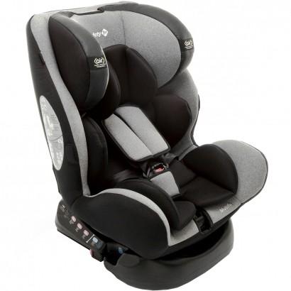 Cadeirinha de Bebê Para Auto Multifix Grey Urban Do Nascimento aos 36Kg - Safety 1St