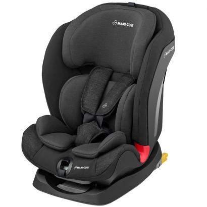 Cadeirinha para Auto Infantil com Isofix Reclinável Titan Nomad Black De 9 a 36Kg - Maxi Cosi