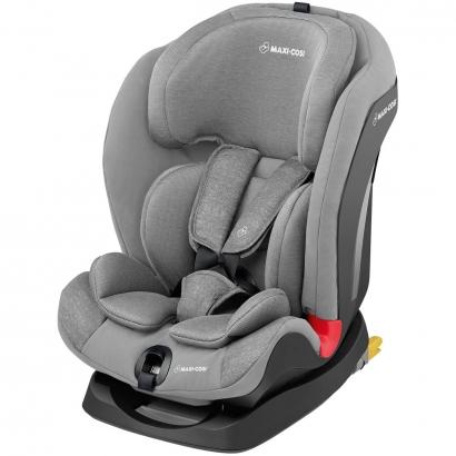 Cadeirinha para Auto Infantil com Isofix Reclinável Titan Nomad Grey De 9 a 36Kg - Maxi Cosi