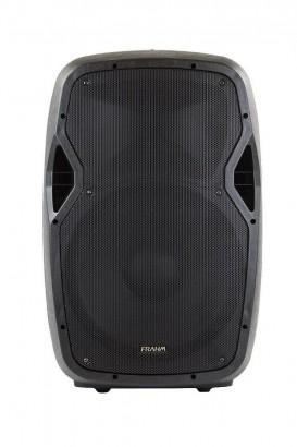 Caixa Amplificada Frahm Groov 15pol Gr 15a Bt 350w Bluetooth
