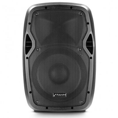 Caixa Amplificada Profissional Frahm GR 10 Ativa com Bluetooth