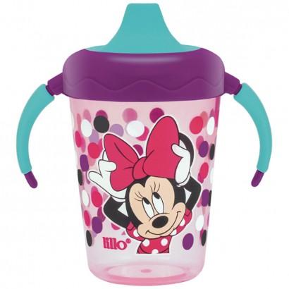 Caneca de Aprendizado do Bebê Antivazamento Minnie Disney 207ml - Lillo