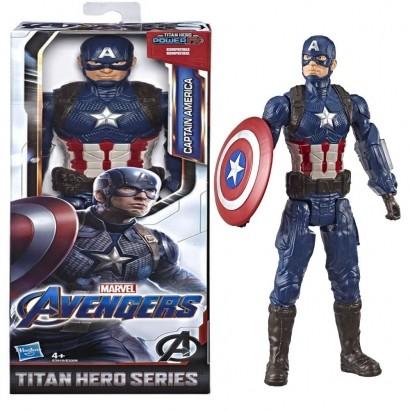 Capitão America Os Vingadores Titan Hero Series