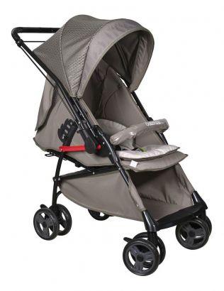 Carrinho Bebê Galzerano Berço Passeio Maranello II até 15 Kg