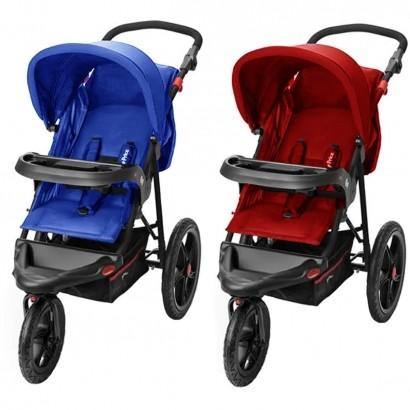 Carrinho de Bebê Passeio 3 Rodas Travel System Reclinável Com Bebê Conforto Fisher Price Expedition