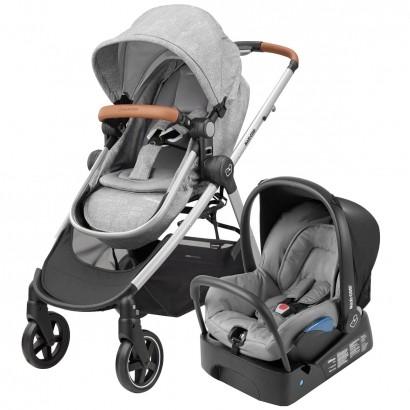Carrinho de Bebê Travel System Passeio Anna Trio Maxi-Cosi