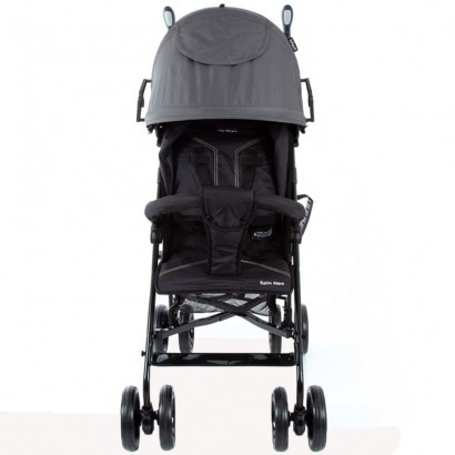 Carrinho de Bebe Umbrella Spin Neo Cinza - Infanti