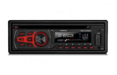 Som Automotivo Multilaser Toca Cd Player Usb Bluetooth P3322