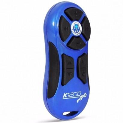 Controle Longa Distância Avulso K1200 JFA Azul