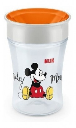 Copo Magic Cup 360º Antizamento Nuk Evolution 230ml