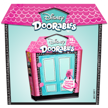 Disney Doorables Super Kit DTC