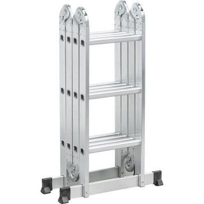 Escada Articulada 3x4 Aluminío Vonder
