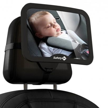 Espelho de Carro Bebê Anti-Trepidação Giratório Segurança Safety 1st
