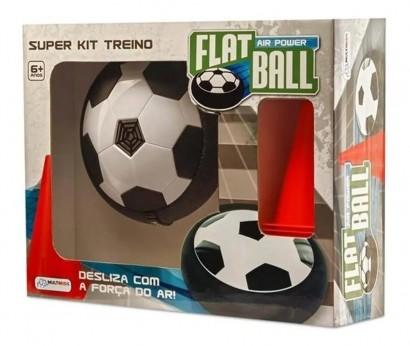 Flat Ball Bola Flutuante Para crianças Maiores de 4 Anos - Multikids