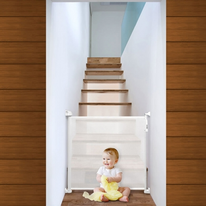 Grade de Segurança Retrátil Para Bebê Criança Rolling Gate - Safety 1st