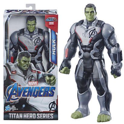 Hulk Delux os vingadores Titan Hero Series