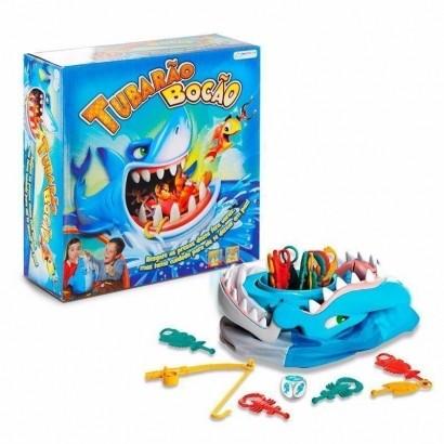 Jogo Brinquedo Criança Tubarão Bocão Resgate As Presas Br753