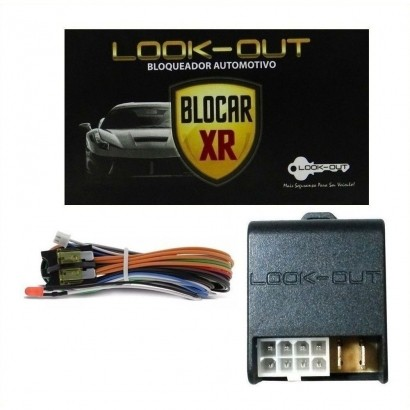 Kit 5 Resgate Look Out Bloqueador Blocar