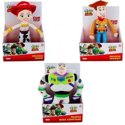 Kit Buzz lightyear + Woody + Jessie Toy Story
