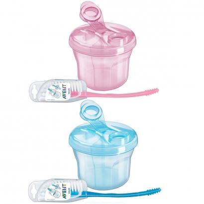 Kit Dosador de Leite Avent Infantil + Escova de Limpezada Mamadeiras e Bicos - Philips Avent