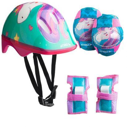 Kit Proteção Unicorn Infantil Atrio Segurança E Estilo