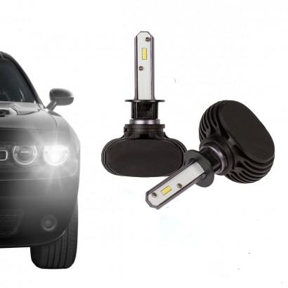 Lampada Led 2D Carro H1 6000K 12V-24V 32W Headlight
