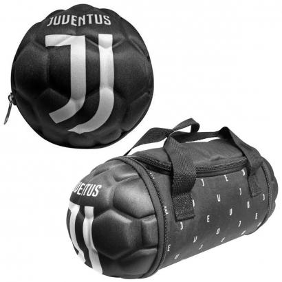 Lancheira Termica da Juventus Futebol Italiano Duas Alças Vira Bola Maccabi Art