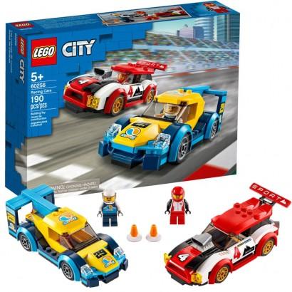 Lego City Infantil Carros de Corrida 190 Peças +5 Anos