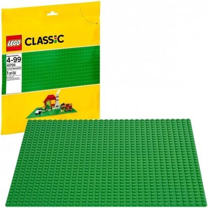 Lego Classic Infantil Base de Construção Verde 26x26 cm