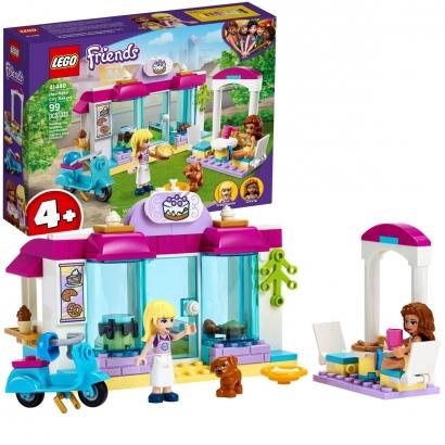 LEGO Friends Infantil Padaria de Heartlake City +4 Anos com 99 peças