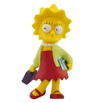 Lisa Simpson Chaveiro Top Collection BR499