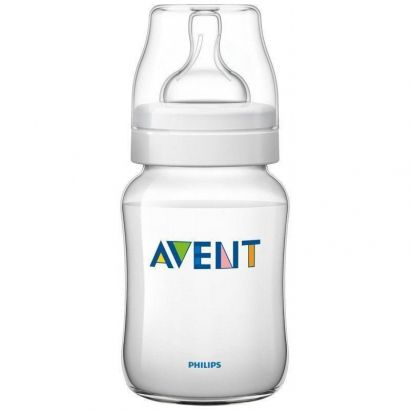 Mamadeira Classica 1m+ 9oz Philips Avent 260ML