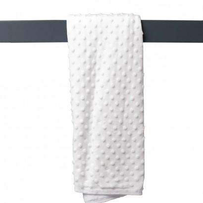 Manta Para Bebê Branca 75x100cm - Infanti