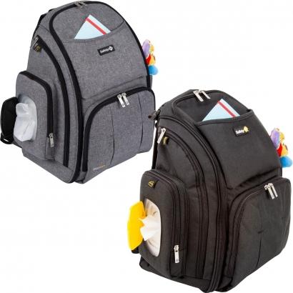 Mochila Maternidade de Bebê Multifuncional 21 Litros Ergonomica Interior Térmico Back Pack Safety 1st