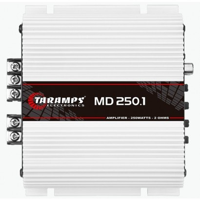 Módulo Amplificador Taramps MD 250 Classe D 1 Canal 250W Rms