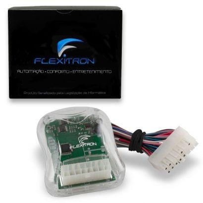 Módulo Central de Trava AutoLock Flexitron FTK80 Universal