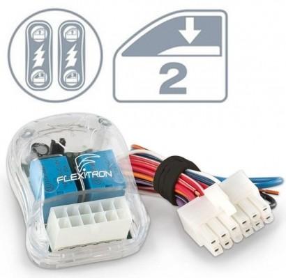 Módulo de Abertura de Vidros Elétricos 2 Portas com Antiesmagamento (SAFE 22)