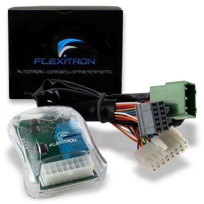 Módulo Flexitron Tilt Down e Rebatimento dos Retrovisores Hyundai IX35 GL e GLS