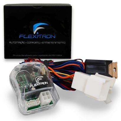 Módulo Flexitron Toyota Rav4 2020 Automação dos Vidros e Teto Solar c/ Antiesmagamento FCT VT TY-RV 4.0
