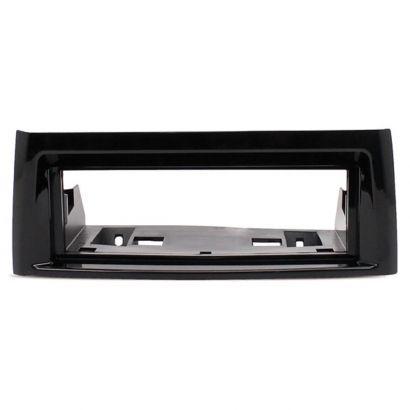 Moldura 1 Din Fiat Punto Black Piano 7.150 P