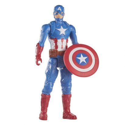 Os Vingadores Titan Hero Blast Gear Capitão America