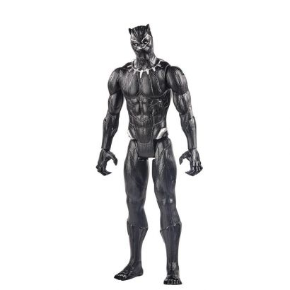 Os Vingadores Titan Hero Blast Gear Pantera Negra