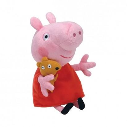 Pelúcia Peppa Pig Sortido 30cm Dtc 4536