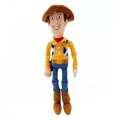 Pelucia Woody Toy Story Com Som