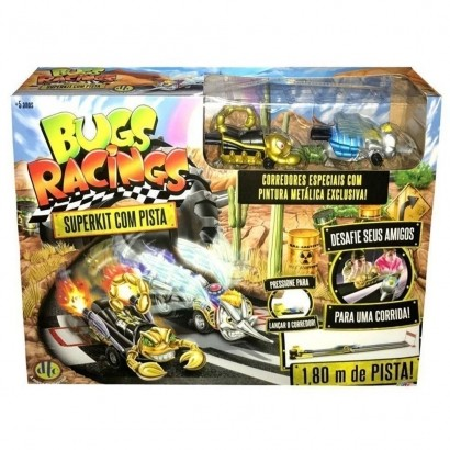 Pista De Corrida Superkit Bugs Racings Dtc 5062